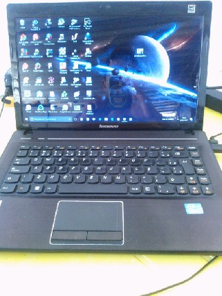 Foto 1 - Notebook lenovo g480