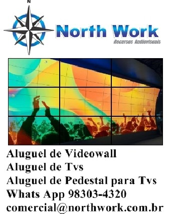 Foto 1 - North work Aluguel Tv de Led , Pedestal de Tv
